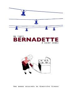MA TANTE BERNADETTE À ST-HENRI
