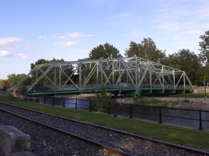 Pont Charlevoix, 2013 Photo : Lire Montréal